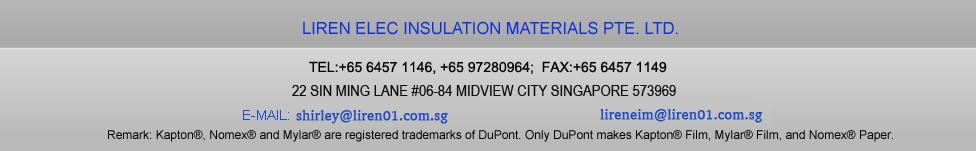Lumirror S10, Mylar, Diafoil S100 Polyester Film----[[LIREN